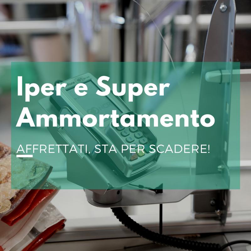 Iper e Super ammortamento etichette elettroniche