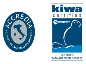 Logo Accredia IBC srl azienda certificata UNI EN ISO 9001:2008