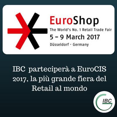IBC srl innovazione fiera Euroshop Düsseldorf
