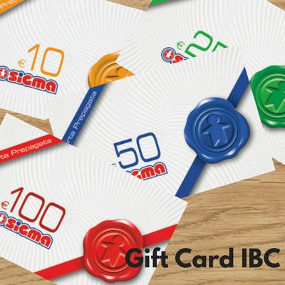 Realco cliente IBC srl Gift Card centralizzata in sede