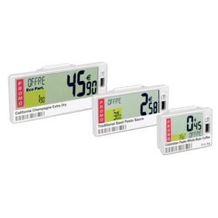 Etichette elettroniche Pricer: Smart Tag