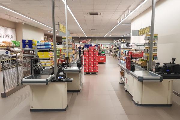 Nuova apertura In's Mercato Milano