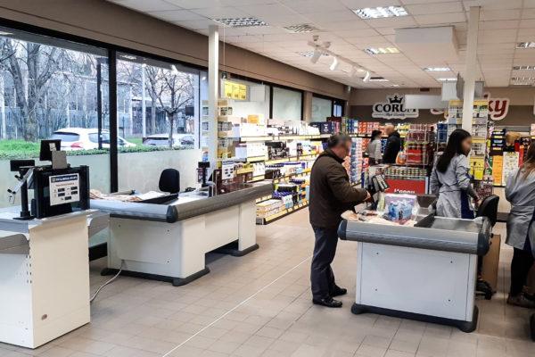 IBC per In's mercato a Cologno Monzese
