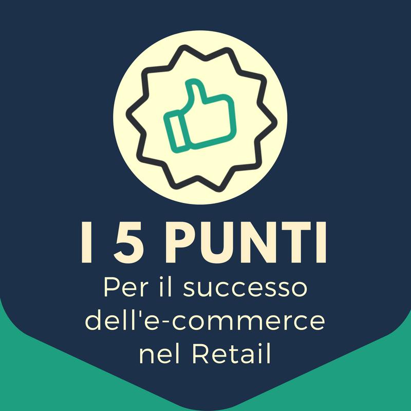 i 5 punti per il successo dell'ecommerce nel retail secondo IBC srl