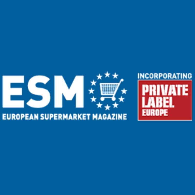 Logo ESM European Supermarket Magazine