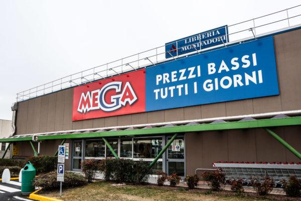 MEGA S. Maria di Sala (VE) Gruppo Unicomm installazione a cura di IBC srl