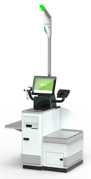 NCR FastLane SelfServ Checkout R6LN