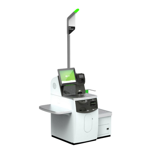 NCR SelfServ Checkout R6 Light Plus