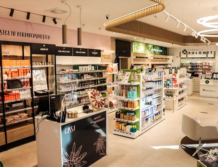 Etichette Elettroniche grazie ad IBC per Farmacia Dolomiti